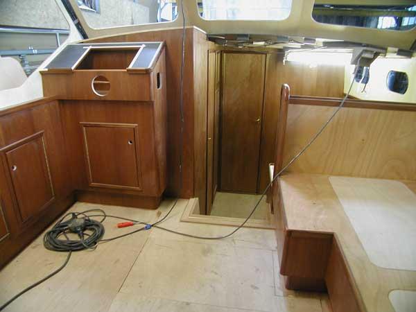 Jachtwerf van Vliet - scheepstimmerwerk